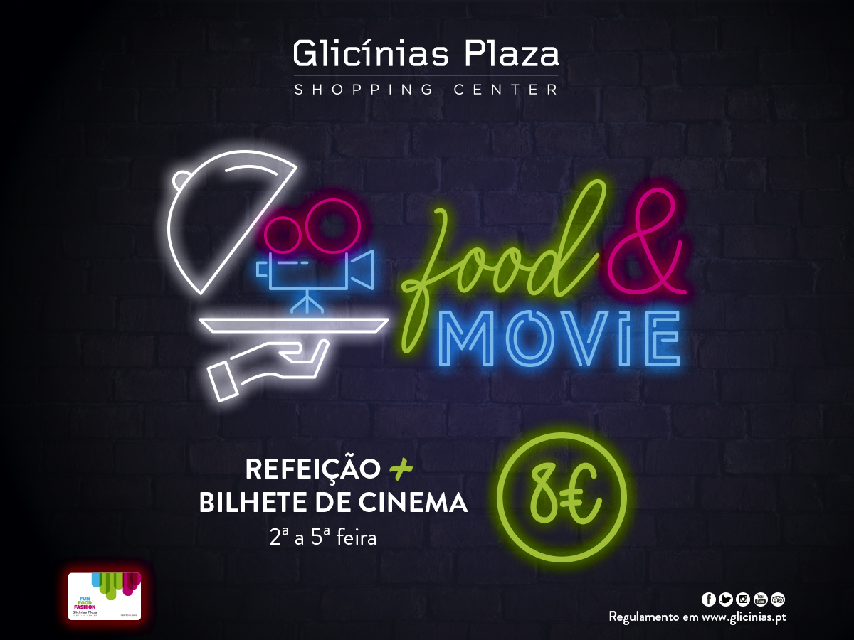 FOOD & MOVIE GLICÍNIAS